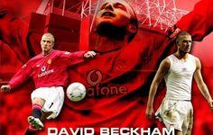 England most sexy footballer David Beckham