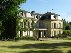 lamb & blonde: A French Chateau