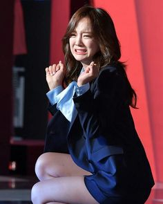 I dont understand but i find this so fokin precious Kpop Girl Groups, Korean Girl Groups, Kpop Girls, Ulzzang Korea, Ulzzang Girl, Kim Sejeong, Jellyfish Entertainment, Ioi, Korean Actresses