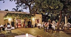 These Stellenbosch Restaurants have impressed us with their excellent food, great service and lovely settings.