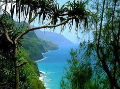 The island of Kauai