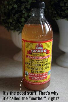 A Billion Reasons Why you Need Apple Cider Vinegar in Your Life (OK, let's just start with 10)