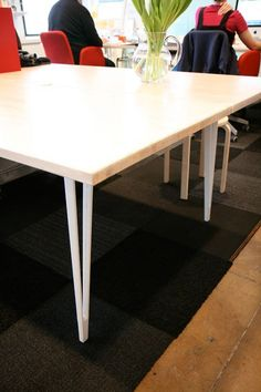How To Make a Bouroullec Joyn Desk with IKEA Lagan Countertop