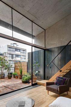 10 baies vitrées pour illuminer le salon