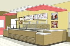 Open an Ice Cream Shop:  Darryl can help you with your store layout and ice cream equipment requirements.  Learn more at www.darrylsicecreamsolutions.com