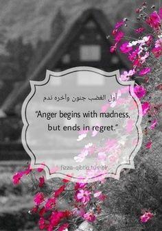 Don't Anger.
