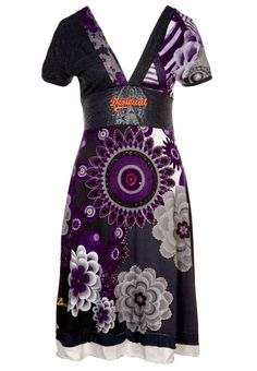 Desigual - OSLO - Jersey dress - I love the idea of making something reminding of a bunad...