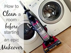 Clean Rooms = Epic Makeovers | Houseologie