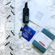 My #September @artoforganics #subscriptionbox is all about #greenbeauty #haircare! @provinceapothecary @hubalou #bbloggers
