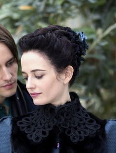 beautiful, brunette, and penny dreadful image