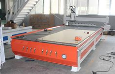 ATC wood cnc router with 2000*4000mm work area.(www.mtengraver.com)