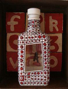 bottle - art