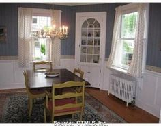 Beadboard wainscoting | Knitted Gems Designs & Crafts