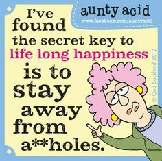 Whats you're secret to long life happiness??? <3 <3 <3