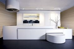 Line - contemporary - kitchen cabinets - other metro - Boform / designed for Mielé in Denmark