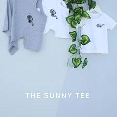 The Art Room - SUNNY Kid's T-Shirt - White - The Art Room Sunnies, Screen Printing, Prints, Room, Kids, T Shirt, Art, Screen Printing Press, Bedroom