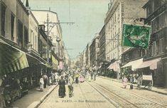 #photo Rue de Ménilmontant (2) #Paris20 #PEAV @Menilmuche @ParisHistorique