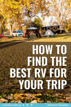 Advice on finding the best rv for your road trip. Best motorhome to fit the whole family. 5th wheel trailers and toy haulers for all the kids activities. Ideas for camper conversions and questions to ask when buying a motor home. These travel tips and hacks are perfect for summer travel! New Pop Up Campers, Truck Campers For Sale, Vintage Campers For Sale, Slide In Truck Campers, Small Camper Trailers, New Trucks, Teardrop Camper Interior, Teardrop Camper Plans, Camper Interior Design