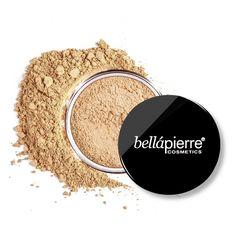 Bellápierre Mineral Foundation - Cinnamon