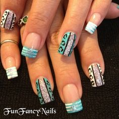 a lil bit of everything! - Nail Art Gallery nailartgallery.nailsmag.com by nailsmag.com