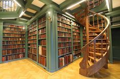 https://flic.kr/p/BidxrW | Ets Haim Library | The Library Ets Haim, also called Livraria Montezinos, which is both a museum and a library, is part of the specialized educational and research institute of the Portuguese-Jewish Seminary Ets Haim (Tree of Life). (עץ חיים) The library collections contain 30,000 printed works (from 1484 to the present day) and 500 manuscripts (from 1282 to the twentieth century). The specialization and theme focus mainly on the humanities: all aspects of Jewish…