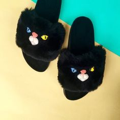 d2e07d40e16 cat cat black shoe - Everything made by fk