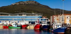 Santoña  - Puertos de pesca del cantabrico - España Fascinante