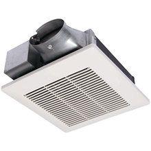 View the Panasonic FV-08VS1 Ceiling Insert Fans 80 CFM Exhaust Fan, 1.4 Sones at LightingDirect.com.