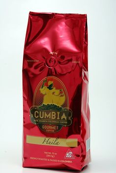 Cumbia - Huila 100% Single Origin Colombian Gourmet Ground Coffee 10-ounce Bag * Check this awesome product by going to the link at the image.