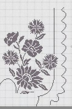 It is a website for handmade creations,with free patterns for croshet and knitting , in many techniques & designs. Crochet Table Runner, Crochet Tablecloth, Crochet Doilies, Crochet Leaf Patterns, Crochet Leaves, Filet Crochet Charts, Crochet Cross, Lace Knitting Stitches, Crochet Curtains