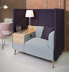 Look at the website press the grey bar for further alternatives ~ wicker armchair Office Furniture, Cool Furniture, Modern Furniture, Furniture Design, Interiores Art Deco, Office Pods, Deco Studio, Lounge Chair, Easy Wood Projects