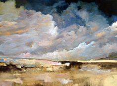 Clouds at the Ocean - Robert Seago