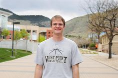 PhD student Benjamin Wallen