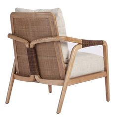 mcguire furniture knot lounge chair a 102ggg mcguire furniture company la 14 jolie