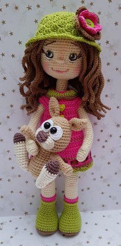 Фотографии LollipopDolls© by Katushka Morozova – 34 альбома Knitted Dolls, Crochet Dolls, Knit Crochet, Crochet Hats, Amigurumi Patterns, Amigurumi Doll, Doll Patterns, Lollipop Dolls, Crochet Doll Pattern