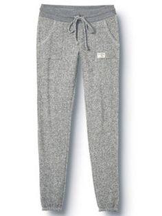 Our favorite sexy workout clothes -  Quiksilver Freeport Sweat Pants, $50, quiksilver.com