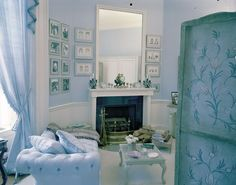The Glam Pad: Jacqueline Kennedy's White House Bedroom