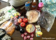 Eating healthy on a road trip is important tr avel advice! Here are ideas for packing lists and plans for anyone wondering how to eat healthy on a road trip.