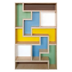 Tetris Shelves - can stack and rearrange them! $2,630