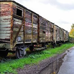Old railcar