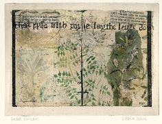 Victoria Crowe, Herbal Remedies, mixed media, x Artist Sketchbook, Sketchbook Pages, Art Journal Pages, Sketchbook Project, Journal 3, Art Journals, Claude Monet, Vincent Van Gogh, Just Ink
