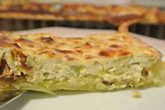 Thermomix leek pie, here is an easy recipe with thermomix for your dish or an appetite for your meal Flan, Easy Healthy Recipes, Easy Meals, Thermomix Bread, Leek Pie, Bread Cake, Pastel, Slow Cooker Recipes, Entrees