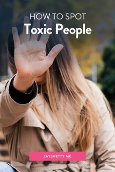 Jay Shetty talks about toxic people and how to set stronger boundaries. Jay discusses 8 types of toxic people and the 5 steps to take to set boundaries in all of your relationships. I'm Jay Shetty - an author, podcast host, former monk, and purpose coach. My vision is to make wisdom go viral in an accessible, relevant, & practical way. Negative People, Negative Emotions, Removing Negative Energy, Think Deeply, Train Your Mind, Spiritual Wisdom, Toxic People, Toxic Relationships, New Perspective