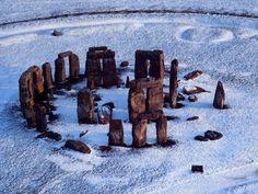 Arqueólogos descobrem propriedades sónicas nas pedras de Stonehenge