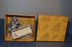 EMMETT KELLY JR WET PAINT 10003  FLAMBRO FIGURINE In the Box 1984  - 4C