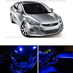 LEDpartsNow Hyundai Elantra 2011 & Up Blue Premium LED Interior Lights Package Kit (8 Pieces) LEDpartsNow http://www.amazon.com/dp/B00I8ZIE2A/ref=cm_sw_r_pi_dp_gnPxvb0G9HQNE