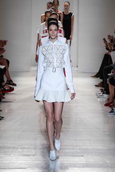 Tendencias en vestidos cortos para verano 2014 | En pasarela