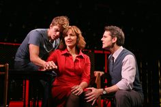 Next to Normal! One of my favorite Broadway men: Aaron Tveit!
