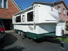 Vintage Tow Low camper - hard side popup - for Sale in ...