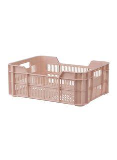 coffret de rangement 41 x 31 x 15 cm - 39891022 - hema, # - basket and crate - Decor